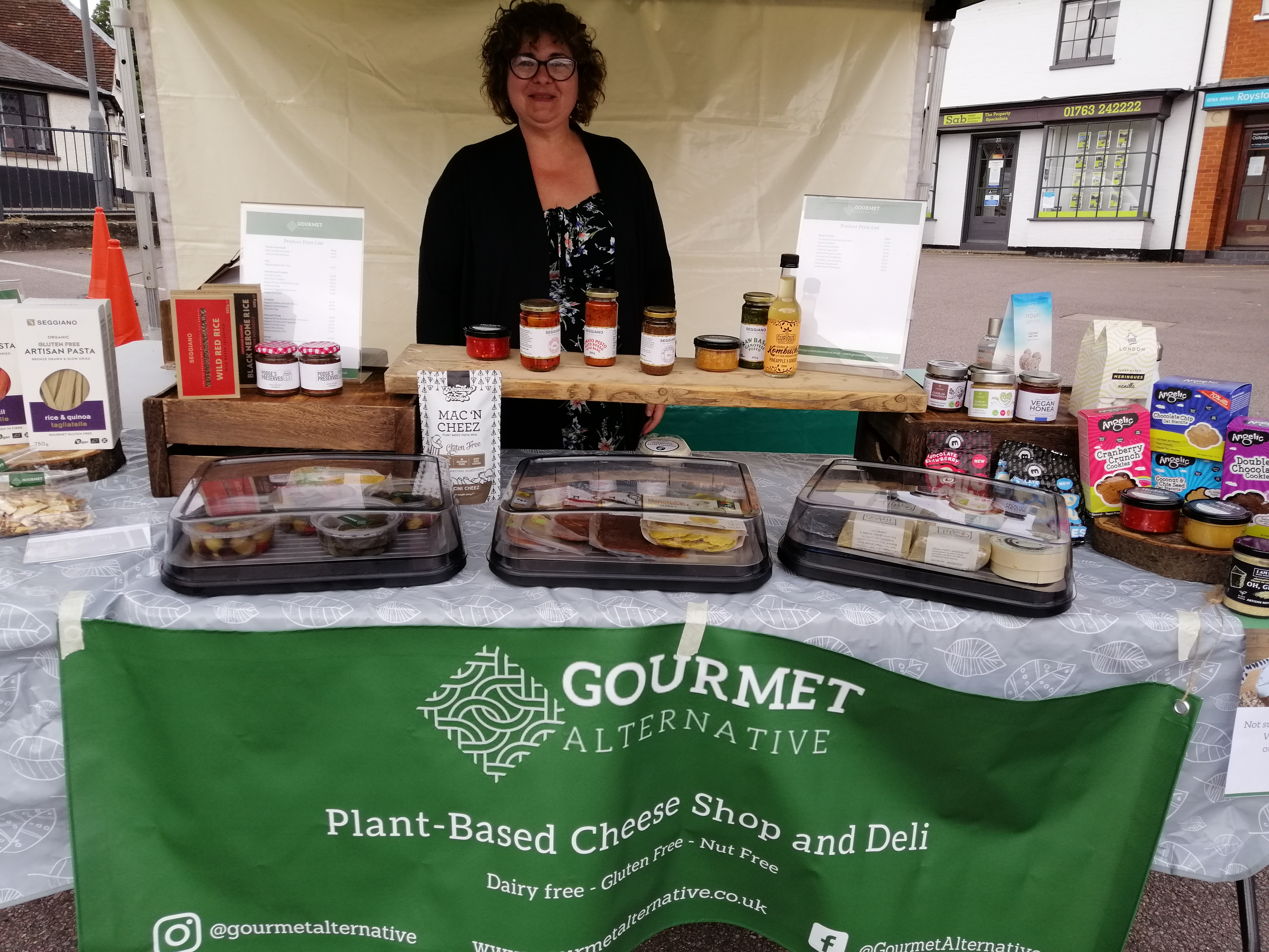 News From Royston Market: New Traders