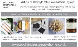 Welcome: Eco Living and Sustainable Home