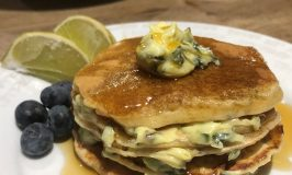 From Tallulah's Kitchen: Mojito Pancakes