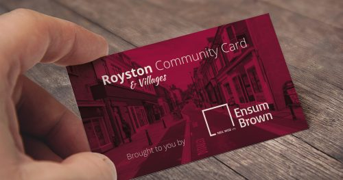 Royston Community Card