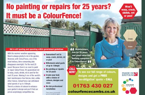 Business Profile: Colour Fence