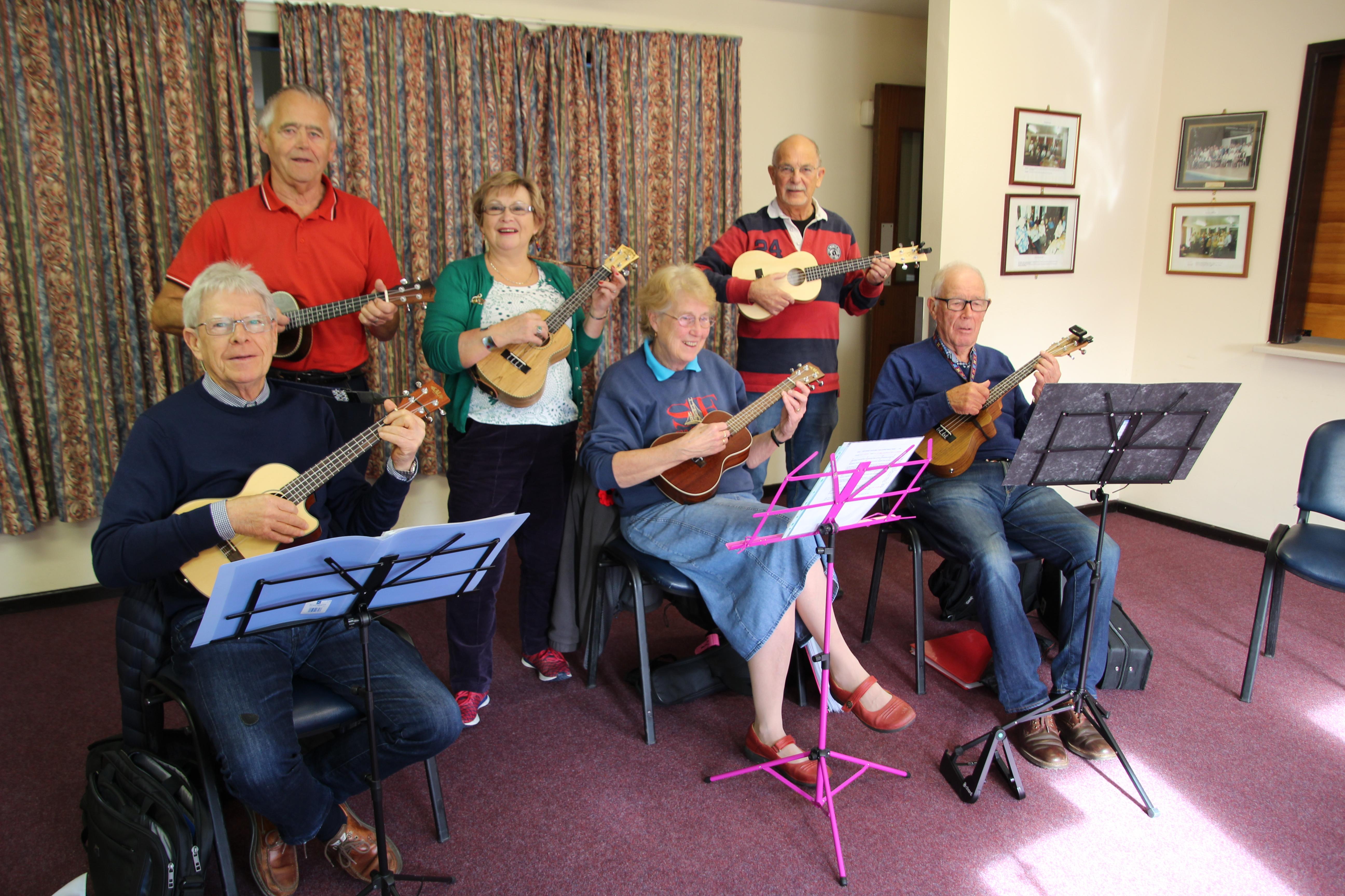 Spotlight On… Coombes Community Centre