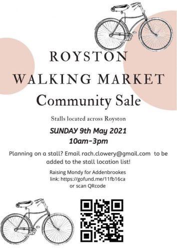 Royston Walking Market Community Sale @ Throughout Royston