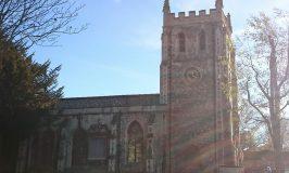Update on Royston Church