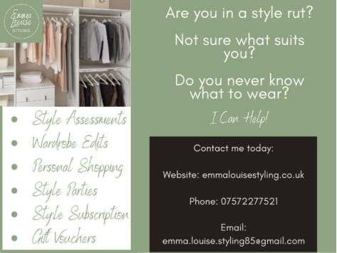 Business Profile: Emma Louise Styling