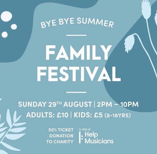 Banyers House Family Festival @ Banyers House, Royston | England | United Kingdom