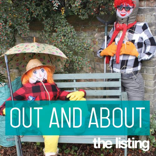 Out and About… Foxton Scarecrow Festival