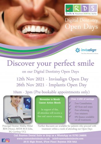 Discover your perfect smile