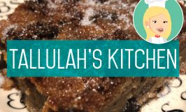 Tallulah's Kitchen… Old Fashioned Bread Pudding