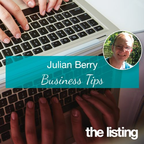 Julian's Business Tips: Did You Hear What I Said?