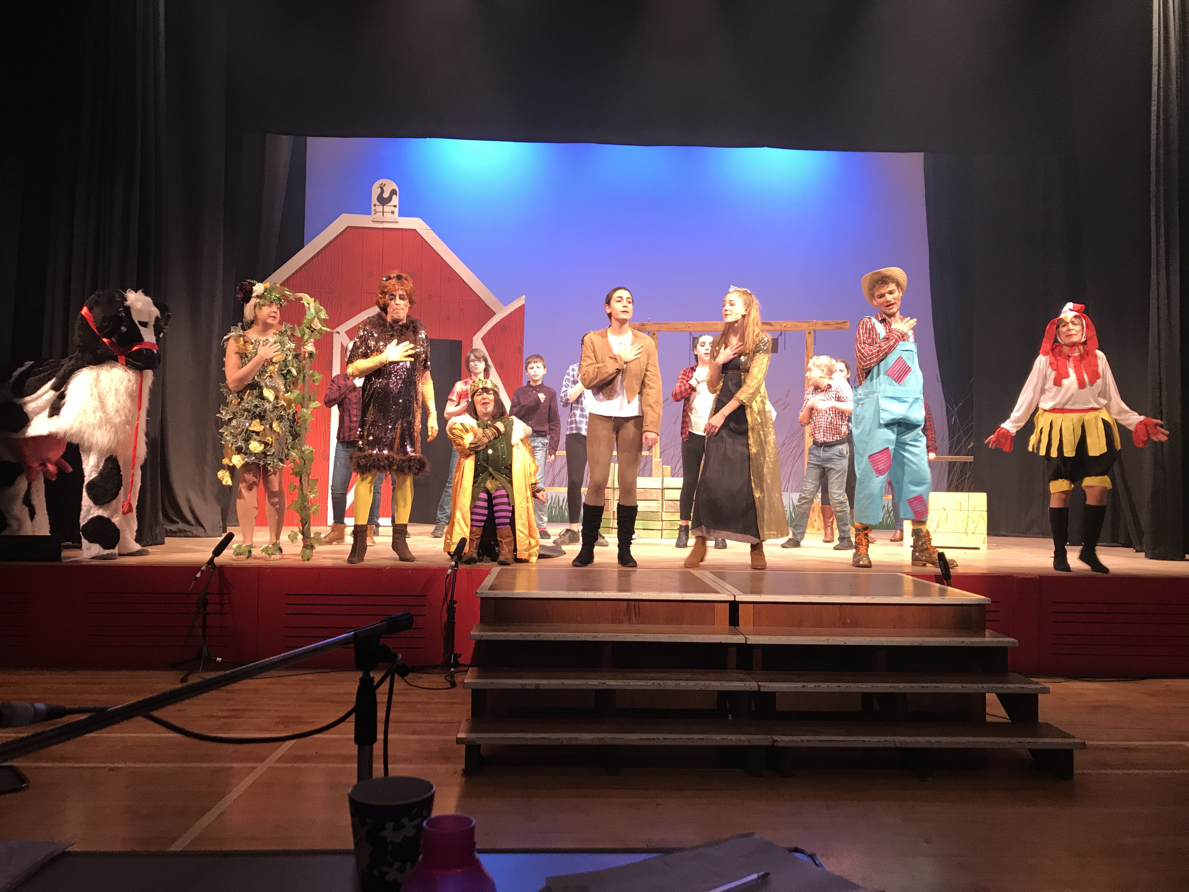 CADS Snow White Auditions @ King James Academy Senior Site, Drama Studio | England | United Kingdom
