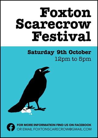 Foxton Scarecrow Festival 2021 @ Foxton Village Hall | Foxton | England | United Kingdom